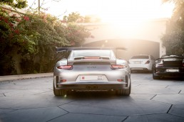 GT RS3 Back