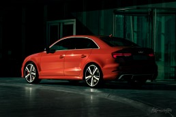 2018 Audi RS3 Rear